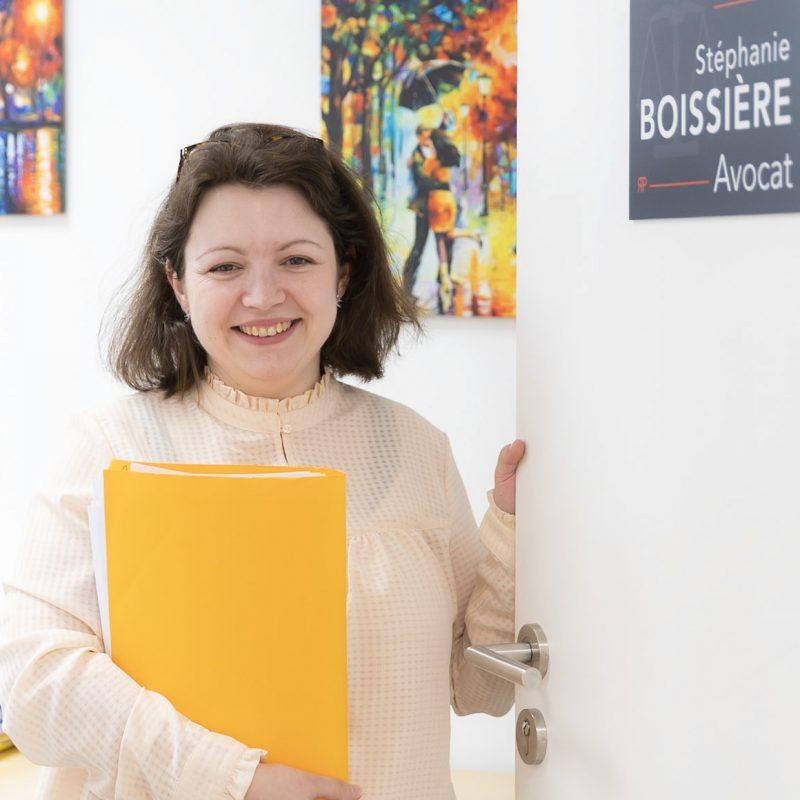 Stéphanie Boissière - Avocat collaborateur